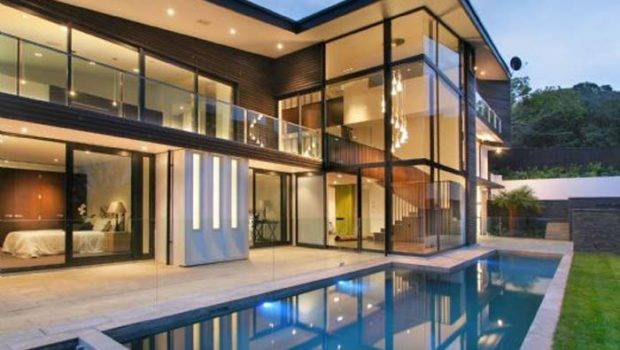 Luxury Glass House Designs Houses Some