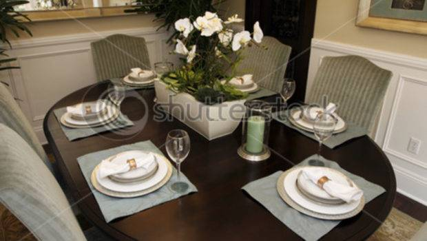 Luxury Home Decor Dining Table