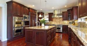 Luxury Kitchen Design Shape India Small Space