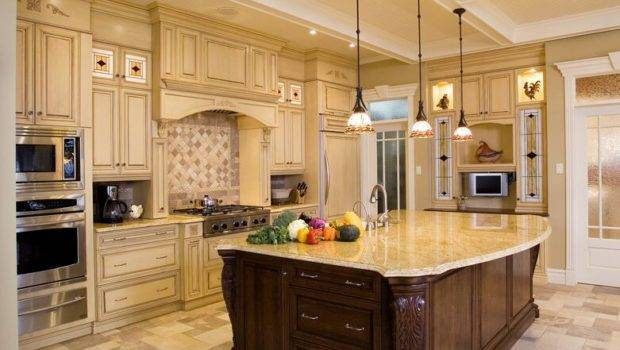 Luxury Kitchen Designs Modern Home Exteriors