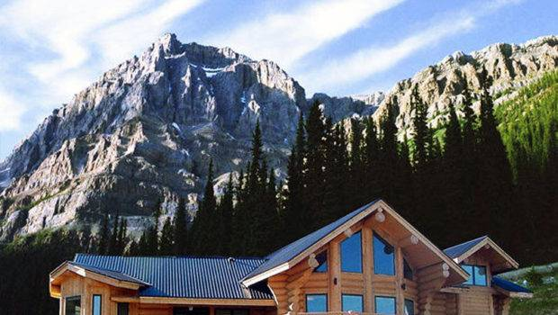 Luxury Log Homes Categories Country Living