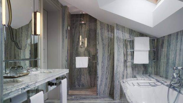 Luxury Marble Bathroom Gritti Palace Venice