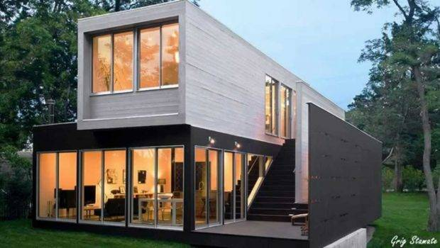 Luxury Shipping Container Homes Youtube