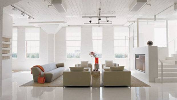 Luxury White Apartment Designs One Total Photographs