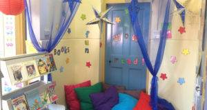 Magical Reading Corner Classroom Ideas Pinterest