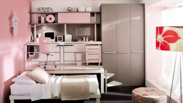 Magnificent Teen Girls Small Bedroom Design Ideas