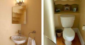 Main Floor Powder Room Addition Idea Home Pinterest