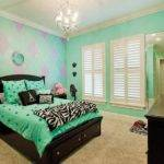 Make Aqua Color Paint Home Best