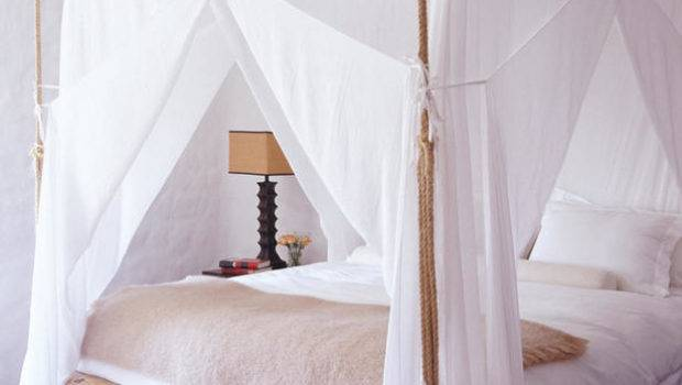 Make Canopy Bed Without Buying New Better