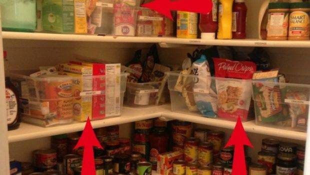 Make Dinner Easy Organizing Your Pantry Clutter