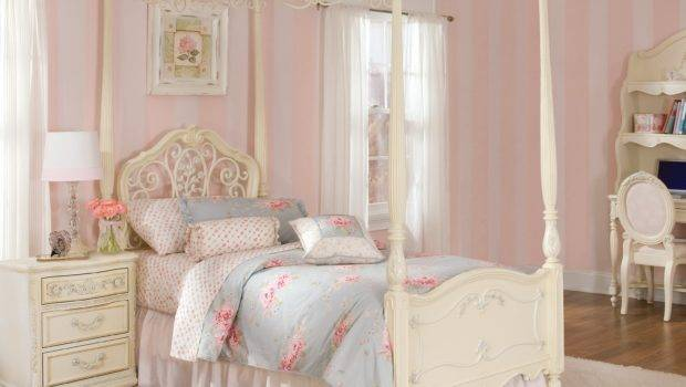 Make Girls Canopy Bed Princess Theme Midcityeast