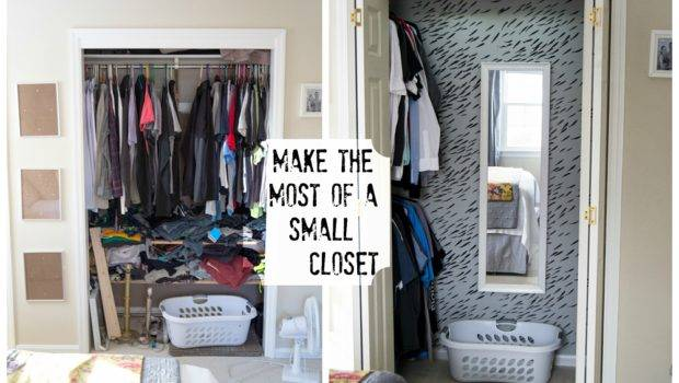 Make Most Out Small Closet Bedroom Ideas Organizing