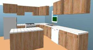 Make Perfect Kitchen Design Layout Modern Kitchens
