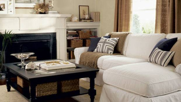 Make Small Living Room Look Bigger