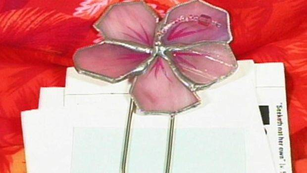 Make Stained Glass Paper Clip Easy Crafts Homemade