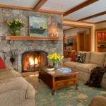Make Your Home Cozy Inviting Lighting Fire Fireplace