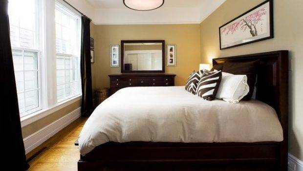 Making Narrow Bedroom Work Home Decor Ideas Pinterest