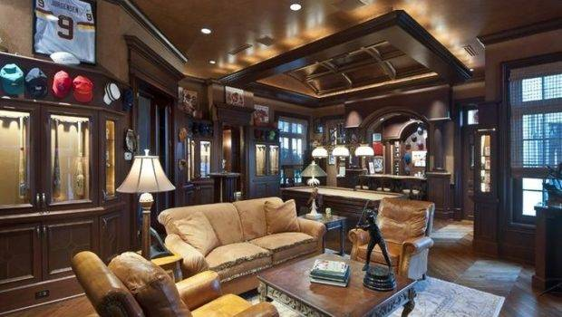 Man Cave Decor Trend Setting Caves Manly