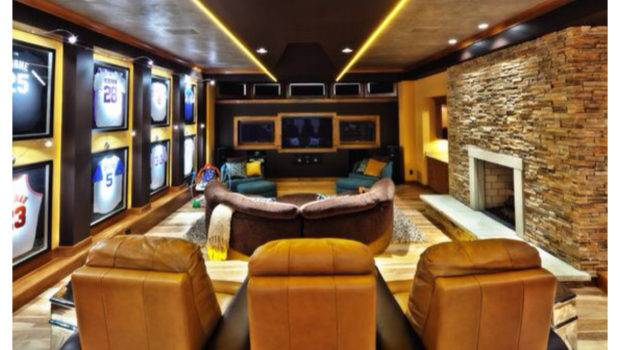 Man Cave Ideas Creating Ultimate