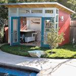 Man Caves She Sheds Creating Custom Backyard