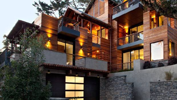 Marin Hillside House Earns Leed Platinum