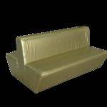 Marine Double Sided Sofa Black Gold Goes
