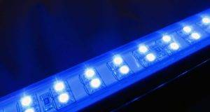 Marineland Blue Accent Led Hidden Lighting Strips Handled Reef