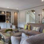 Marvelous Transitional Living Design Ideas