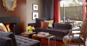 Masculine Living Rooms Room Design Ideas