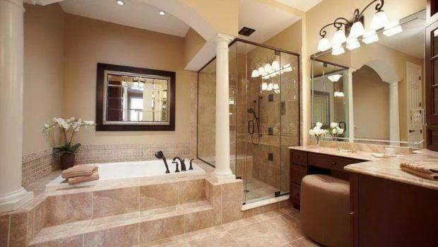 Master Bathroom Ideas Bathrooms Traditional Designs