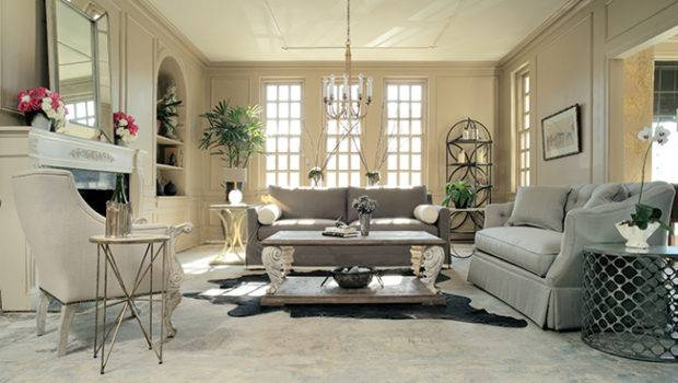 Master Transitional Style Decorating Traditional