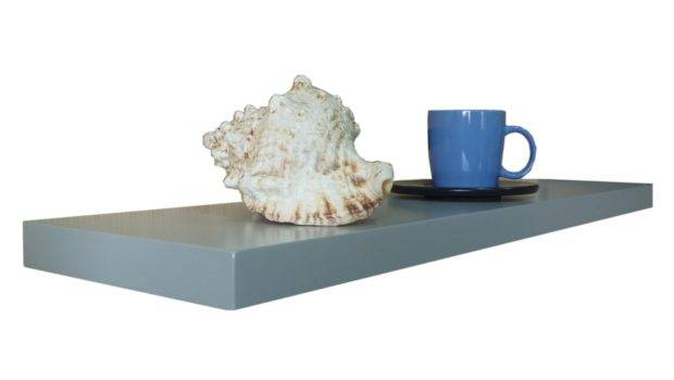 Matt Silver Floating Shelf China