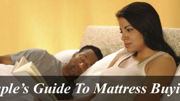 Mattress Buying Guide Couples Back Bed