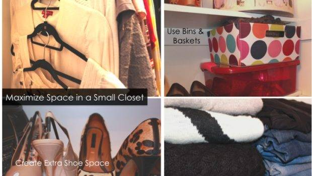 Maximize Space Small Closet Clothing Organizers