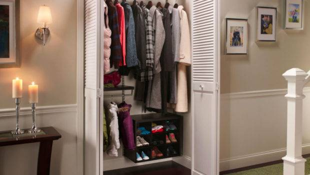 Maximizing Smaller Closets Your New Home Storganizationblog