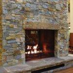 Mcgregor Lake Ledge Drystack Mrw Fireplace Commercial
