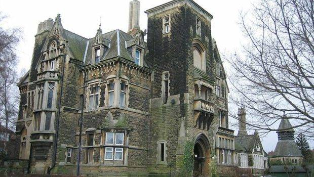 Meanwood Towers Victorian Gothic House Built