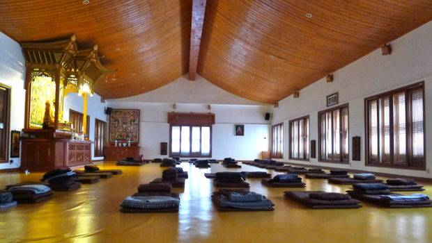 Meditation Hall Musangsa
