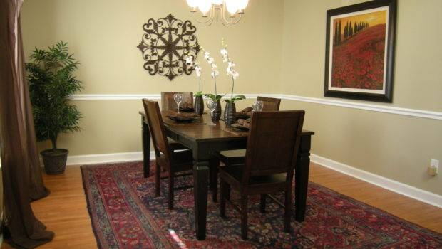 Melissa Marro Home Staging Dining Rooms