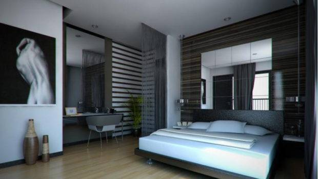 Men Bedroom Decorating Ideas Room Home