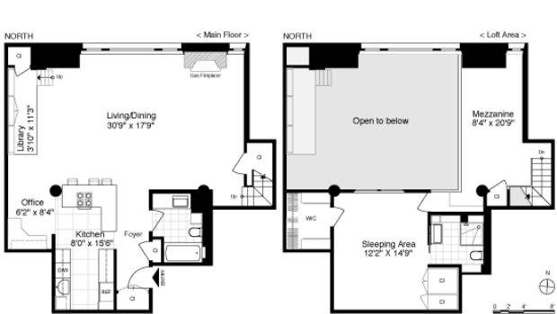 Mezzanine Floor Plans Homes