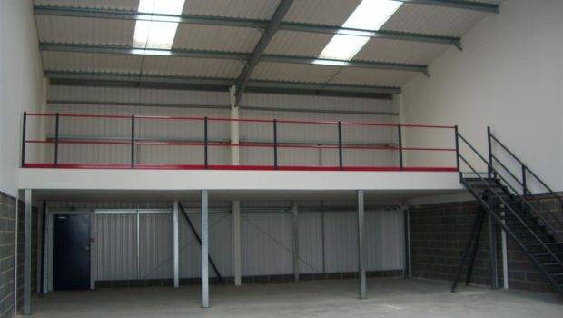 Mezzanine Floors Factory Solutions