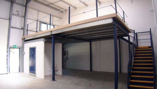 Mezzanine Floors Floor Specialists Based Devon