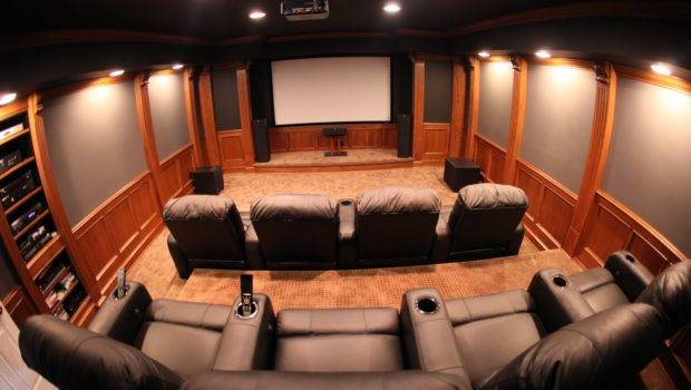 Mhi Interiors Theater Room Novi