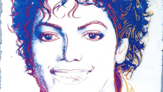 Michael Jackson Appears New Andy Warhol Revisited Exhibit