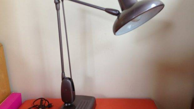 Mid Century Cool Desk Lamp Diamond Heights San Francisco