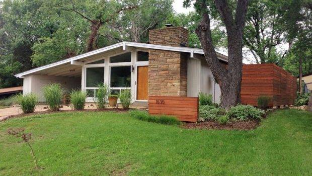 Mid Century Modern Ranch Welcome Home Pinterest
