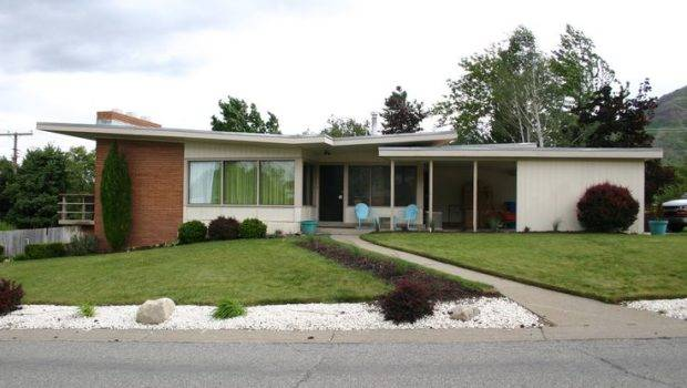 Mid Century Modern Retro Home Atomic Ranch Style Pinterest
