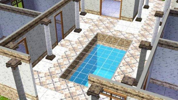 Mikey Gee Roman Style Home Unfurnished