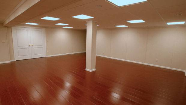 Millcreek Synthetic Wood Basement Flooring System